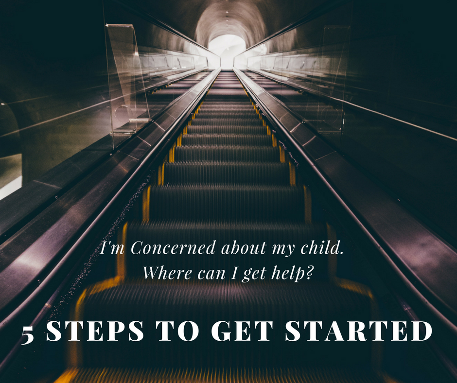 5 Steps to get started