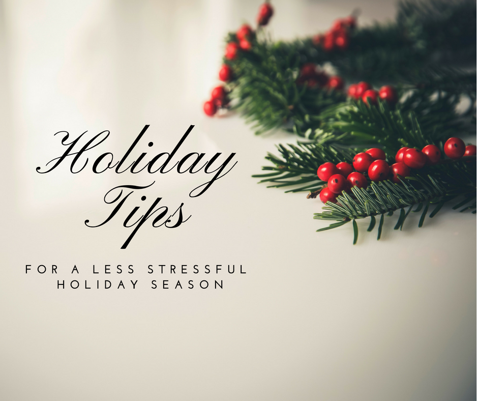 Autism Holiday Tips